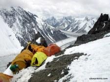 K2 Camp 1: 19,965'/6050m