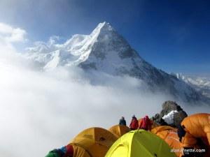 K2 Camp 3: 23,760'/7200m