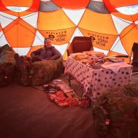 CTTS Lounge Tent