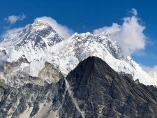 What's in a name: Everest, Chomolungma, Sagarmatha?
