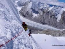 Winter K2 Summit Update #4 of 4: Tracking the Historic Summit Push