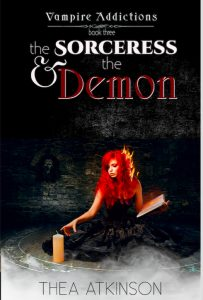 Sorceress and the demon 380 KB