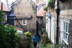 Cottages, Robin Hood's Bay
