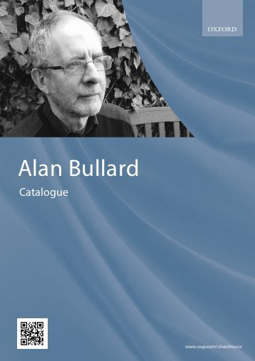 Alan Bullard's music at ACDA