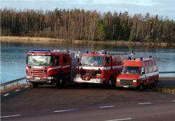 Hammarlands Frivilliga Brandkår