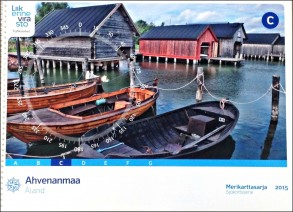Sjökort - Åland