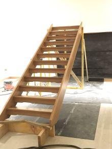 Alan Donald LTD - Staircase