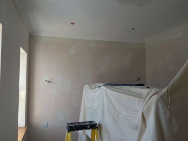 New Inn Bedroom - Before