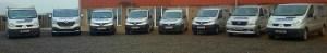 Alan Donald Ltd Fleet
