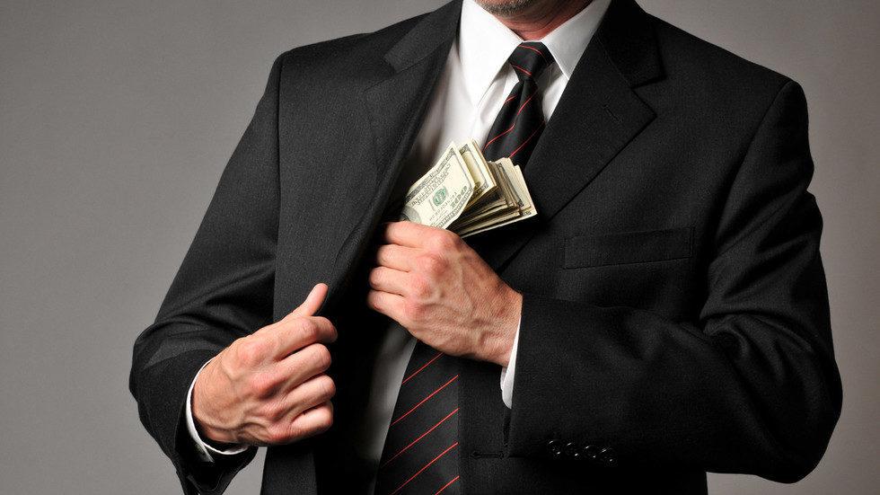 Man ger eller får pengar