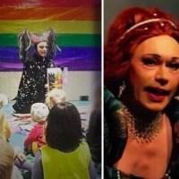 Svenska transvestitkarlar får åländska skattepengar för att uppträda för små barn i Mariehamn