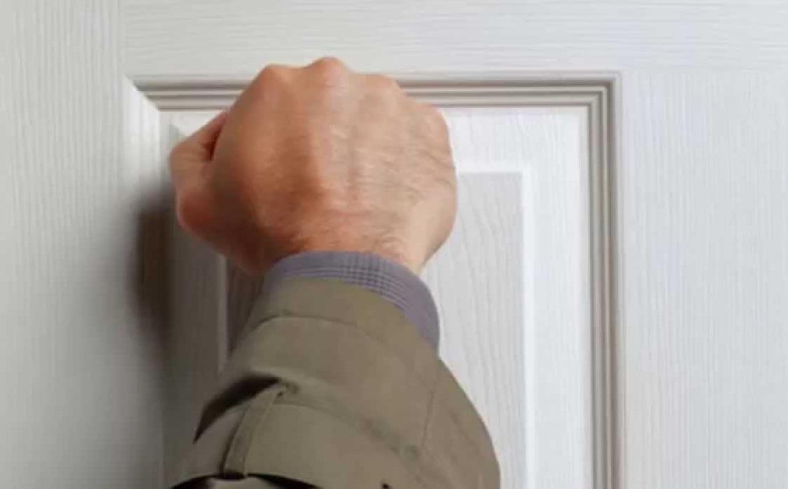 dörr knack
