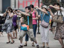 kinesiska turister