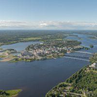 Terrordåd i Torneå inatt - ingen skadad
