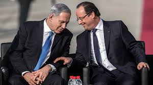 Hollande and Netanyahu