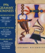 January 1996 - 1996 Grammy Nominees
