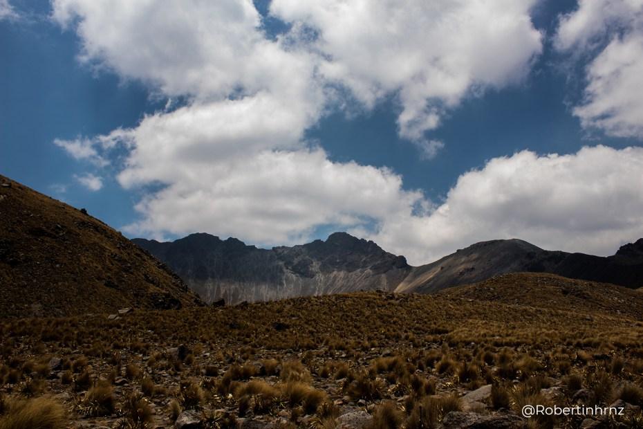 Recuerdo de uno de mis viajes al Nevado de Toluca.