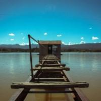 Sed de aventura, presa de San Antonio