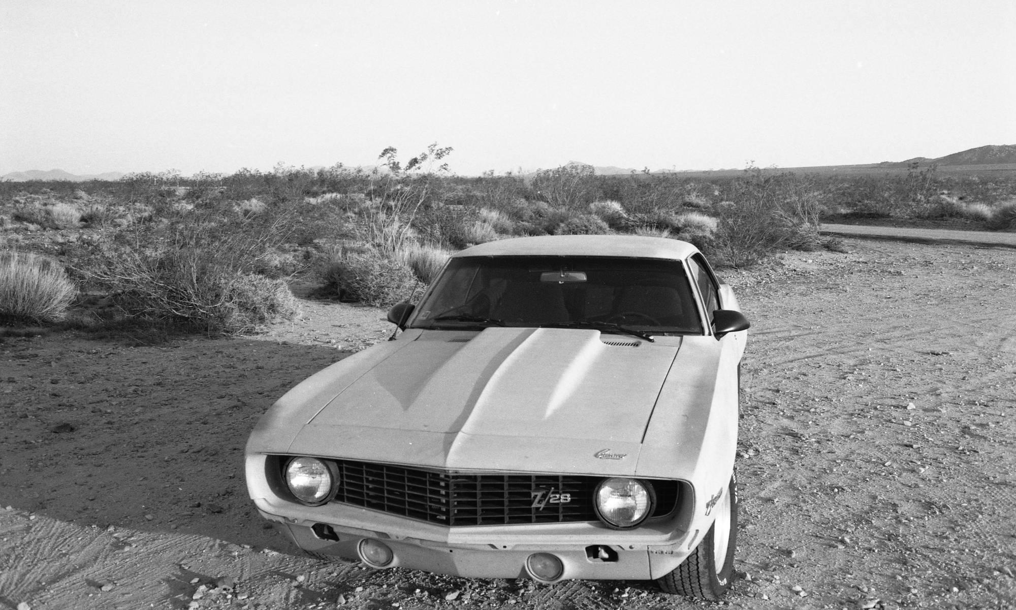 Alan's 1969 Camaro