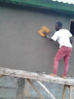 guesthouse plastering
