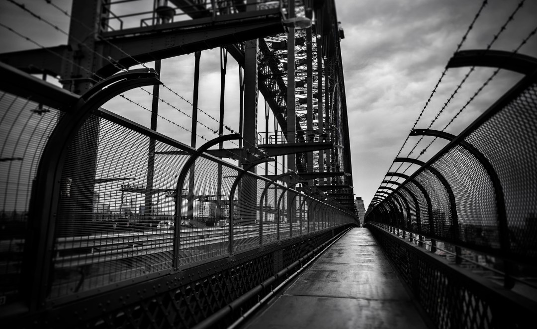 Sydney Harbour Bridge Alan Owen Photography