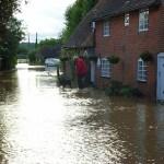 How wet has it been in Selston?