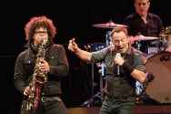 An evening with Jake Clemons