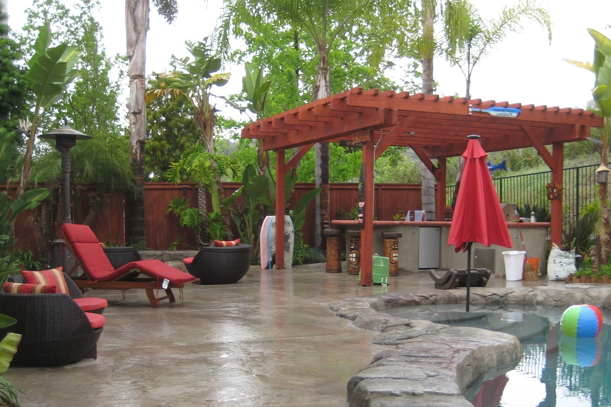 Patio Covers - Patio Upgrades | Alan Smith Pools on Living Patio id=67523