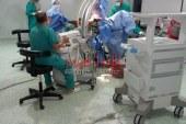 نجاح اول عمليه جراحيه تركيب مسمار نخاعى بمستشفى الفشن المركزى جنوب بنى سويف
