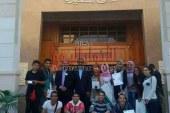 تعليم بني سويف يحصد المركز الأول في مسابقات مؤتمر معا لمصر