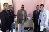 """بالصور.. بالتعاون مع """"علشان تبنيها"""" مستقبل وطن ينظم قوافل طبية وغذائية بدمياط"""