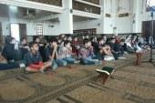 طارق السعيد.. سماحة الاسلام ونبذ الارهاب وكيفية مواجهته للمدرسة الألمانية بمسجد الميناء بالغردقة
