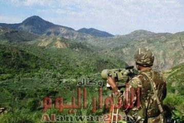 جيش الجزائر ينشر صور ثلاثة إرهابيين أوقفهم يوم الجمعة