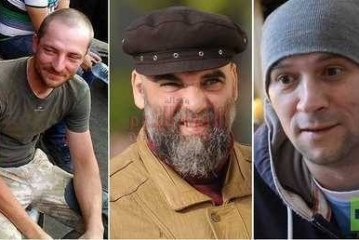 جثامين الصحفيين الروس  طائرة فرنسية على متنها كيريل وألكسندر وأورخان