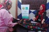 بمناسبه انتصارات أكتوبر 500 صندوق لأدوات المشغولات اليدوية هدية مصر الخير لسيدات سيناء