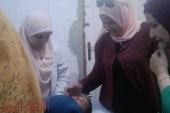 جولة مفاجئة لوكيل وزارة الصحة بالفيوم لمستشفى طامية المركزي