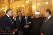 وزير السياحة والأثار يفتتح مسجد أثري بالقاهرة