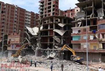 رئيس الوزراء لمحافظ القاهرة : تسوية أي بناء مخالف بسطح الأرض