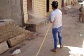 جهود الوحدة لمركز ومدينة الواسطى في أعمال التعقيم والتطهير و متابعة تنفيذ قرارات الحكومة وملفات النظافة والتجميل