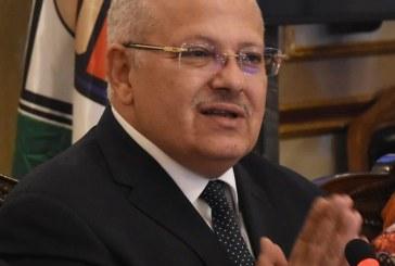 رئيس جامعة القاهرة يوجه مديري الوحدات ذات الطابع الخاص بالتوسع في استغلال المعرفة لإنتاج قيمة مضافة للاقتصاد الوطني