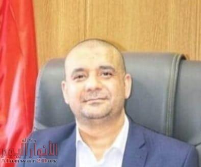 عبدالمنعم مديرًا لمستشفى العبور للتأمين الصحي فرع كفر الشيخ