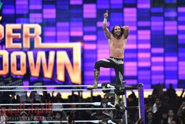 نجم WWE السعودي منصور يسعى لتمهيد الطريق لأصحاب المواهب في الشرق الأوسط