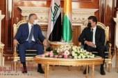 بارزاني والكاظمي يتفقان على سبل حل القضايا الخلافية والتنسيق الأمني