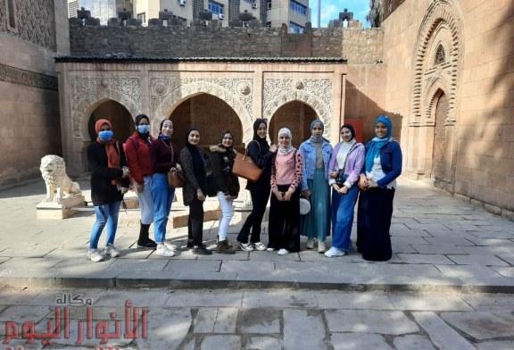 مبادرة ايكاروس في زيارة إلي قصر الأمير محمد علي بالقاهرة.