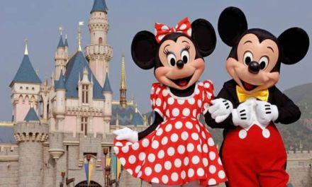 ¡Sorpresa! ¡Vamos a Disney!