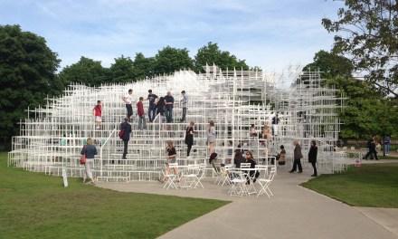 El pabellón de Sou Fujimoto en la galería Serpentine de Londres