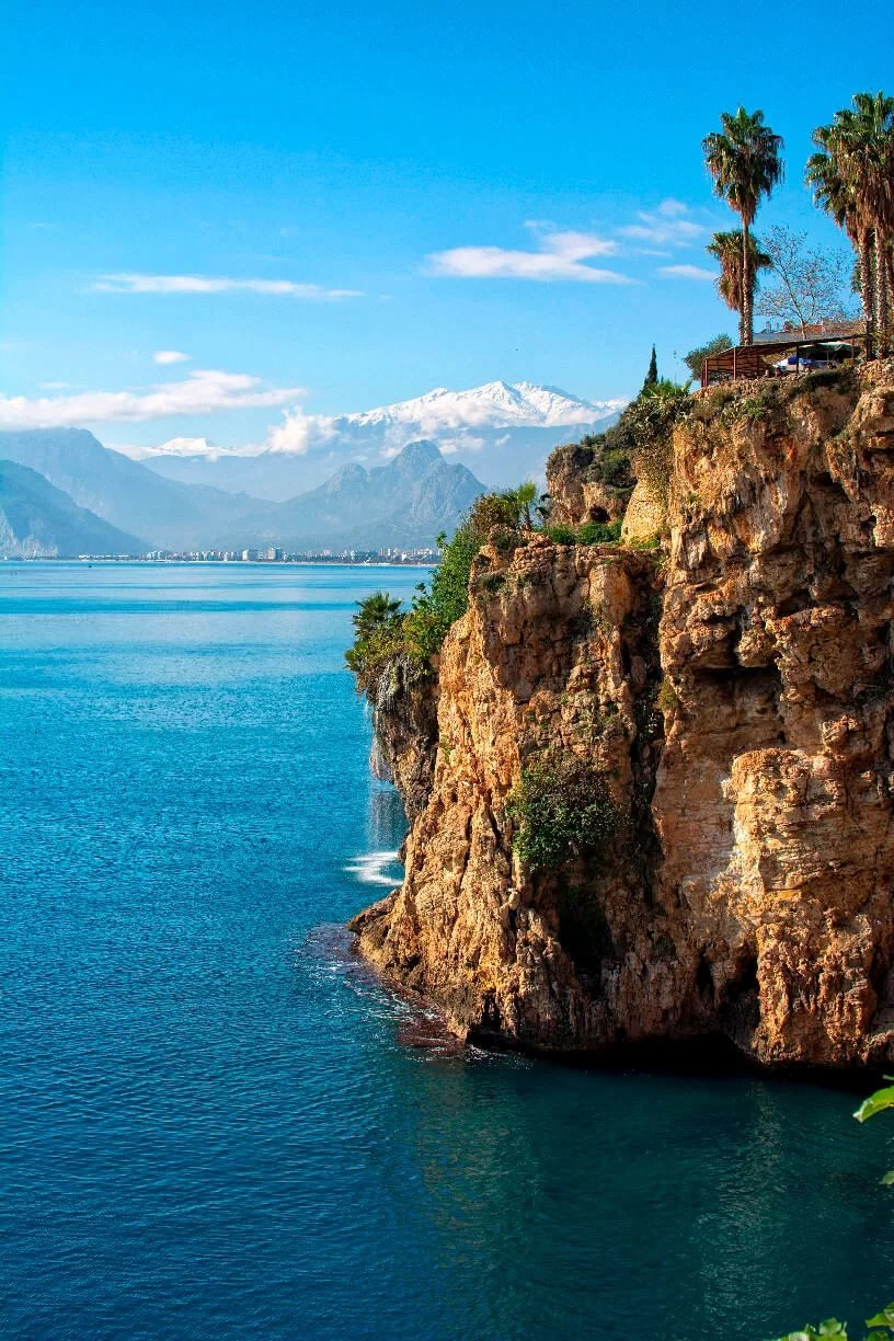 Top locations in Antalya