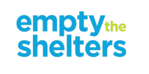 Bissel empty the shelters