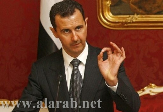 Conflicting reports about the injury Bashar Assad gunshot fired by his bodyguards and system denies