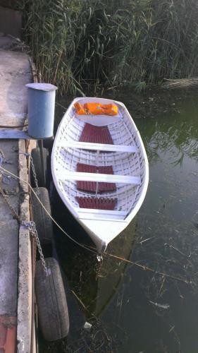 гостевой двор камышовая бухта лодка
